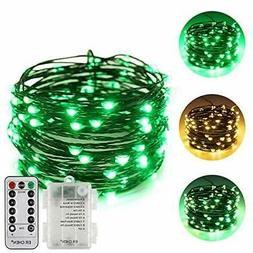 ErChen Dual-Color LED String Lights