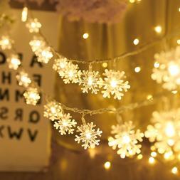 Fairy <font><b>Lights</b></font> LED Decoration Christmas <f