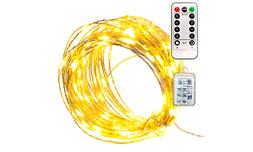 Lee Display Fairy Lights String Lights Plug-In Electric 8 Fu