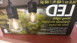 Feit Outdoor Weatherproof String Light Replacment LED Bulbs