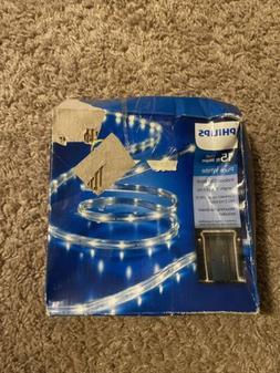 Philip 15ft LED Flat Rope Lights - Blue