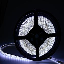 ElcPark LED Flexible Strip Light SMD3528 600LEDs 48W Waterpr
