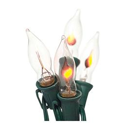 FLICKER FLAME LIGHTS 7CT