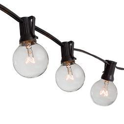 Fulton Illuminations G40 Globe Lights Outdoor/Indoor String