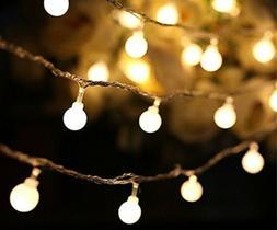 Globe String Light,Led Starry Light Fairy Light For Wedding,