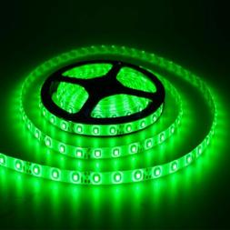 ElcPark Green Waterproof SMD 3528  Flexible LED Strip Light