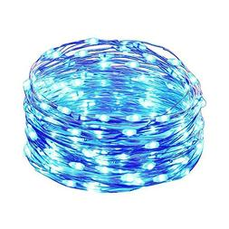 hahome waterproof string lights 100