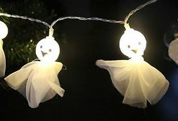 Halloween Decorative String Lights Battery Operated Novelty