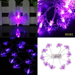 Halloween String Lights 10 LED Decorations Battery Operated