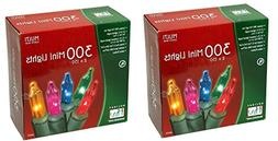 Noma/Inliten Holiday Wonderland's 300 Mini Lights Set