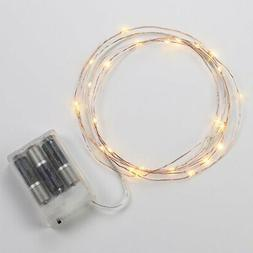 Bulbrite Indoor LED Starry String Lights