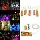 1.5M LED Cork Shape String Fairy Night Light Wine Bottle Lam