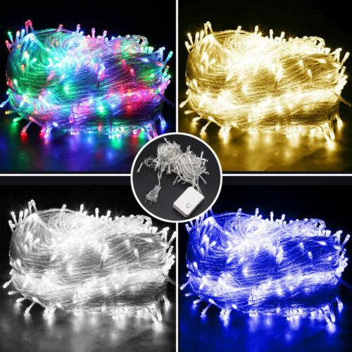 ✅10-500 LEDs Lights Outdoor Christmas Party Lighting