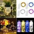 10 LED Battery Wire String Fairy Lights Warm White Wedding P