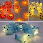 10 LED String Lights Starfish Shark Dog Octopus Shark Party