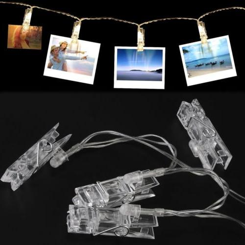 10 Hanging Lights Photo Clips for Bedroom New
