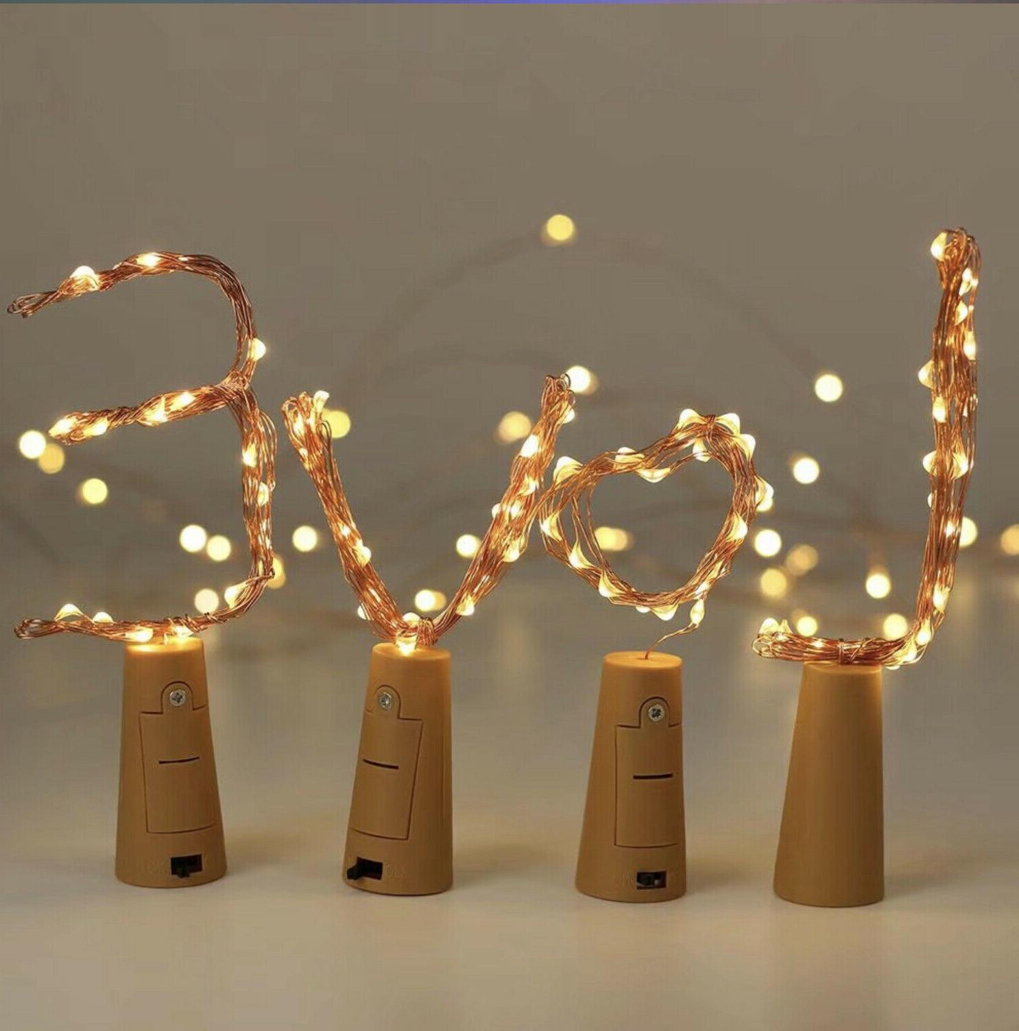 Fairy String Lights 20 LED Battery Party