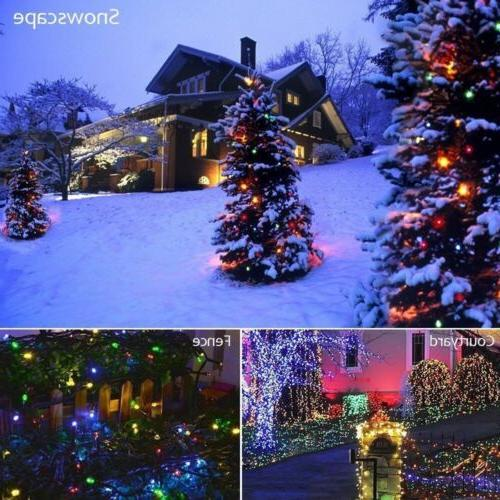 100-1000LED Christmas Fairy Lights Outdoor Indoor Xmas Party
