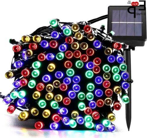 100-200 Lights Garden Xmas Lamp