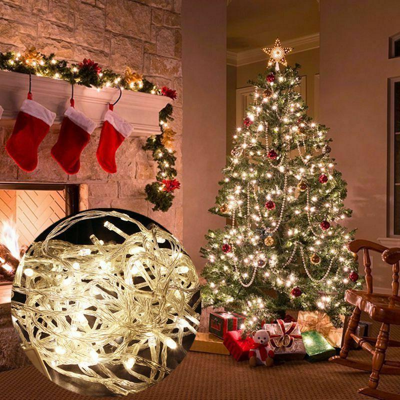 100 Tree Fairy String Lights Xmax Waterproof
