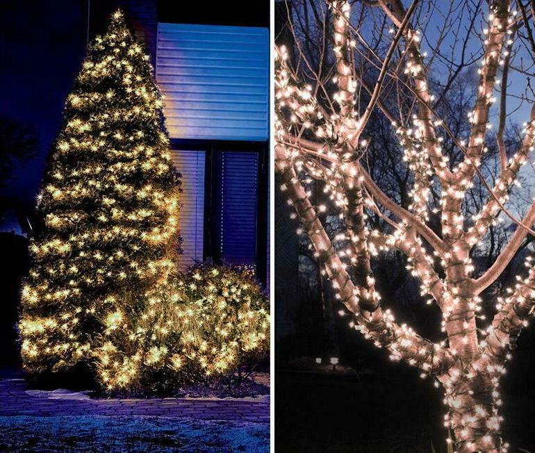 100 LED Christmas Tree Fairy String Party Lights Xmax Color Lamp