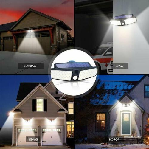 100 Detector Spot Motion Floodlight