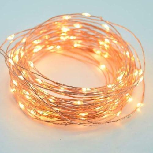 Fantado Warm White LED Waterproof Copper