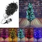 100M 328ft 500 LED String Fairy Lights Christmas Tree Xmas W