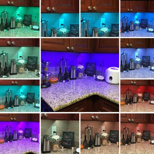 10M 32FT Waterproof SMD RGB Light