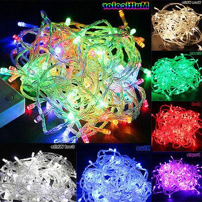 10M-50M LED Christmas Light Wedding Party Holiday Decor Stri