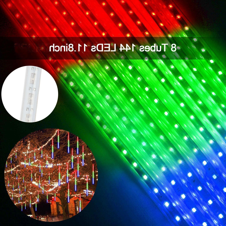 144 LED Solar Lamp / 100 String Xmas