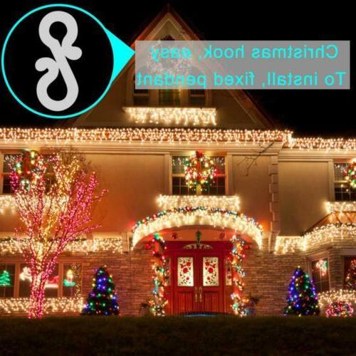 150 Lights Hooks Clip Lights