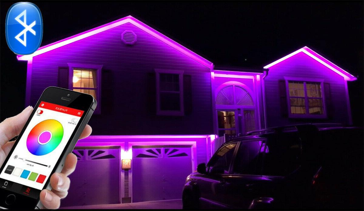 1500W Professional Bluetooth Led Light RGB +W Controller up 330 ft