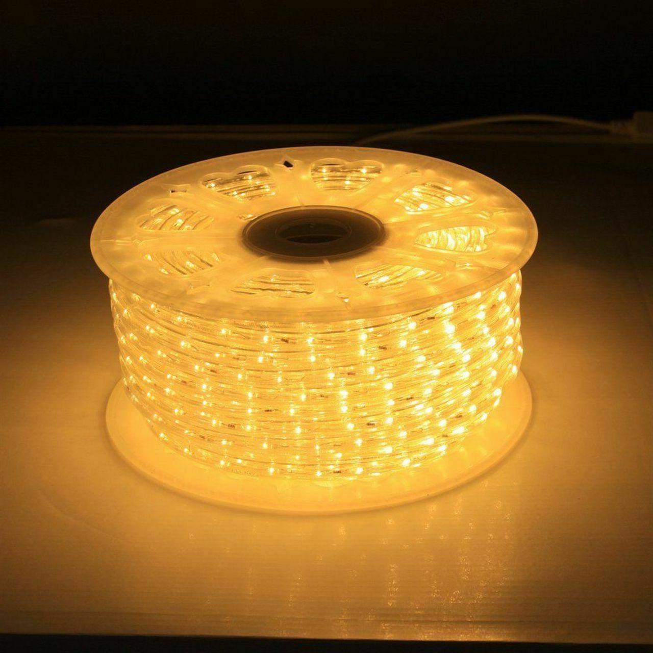 150ft reel warm white1 2 diameter led