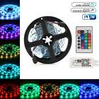 16.4ft 300LED RGB Strip Neon Light Smart Home WIFI Work With