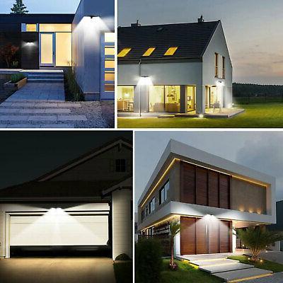 100 LED Security Detector Solar Spot Motion Sensor Outdoor Floodlight