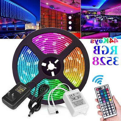 16ft 3528 rgb waterproof smd 300 led