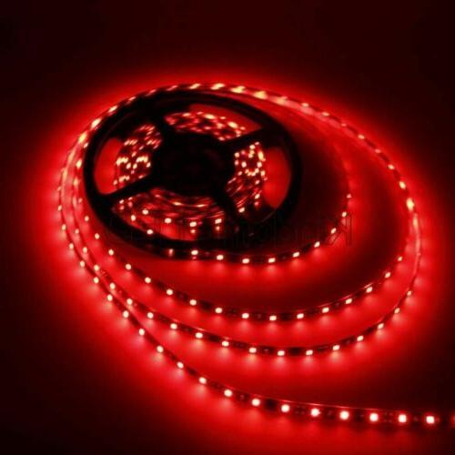 16ft 5630 Waterproof LED Light 6A Tape Lamp US