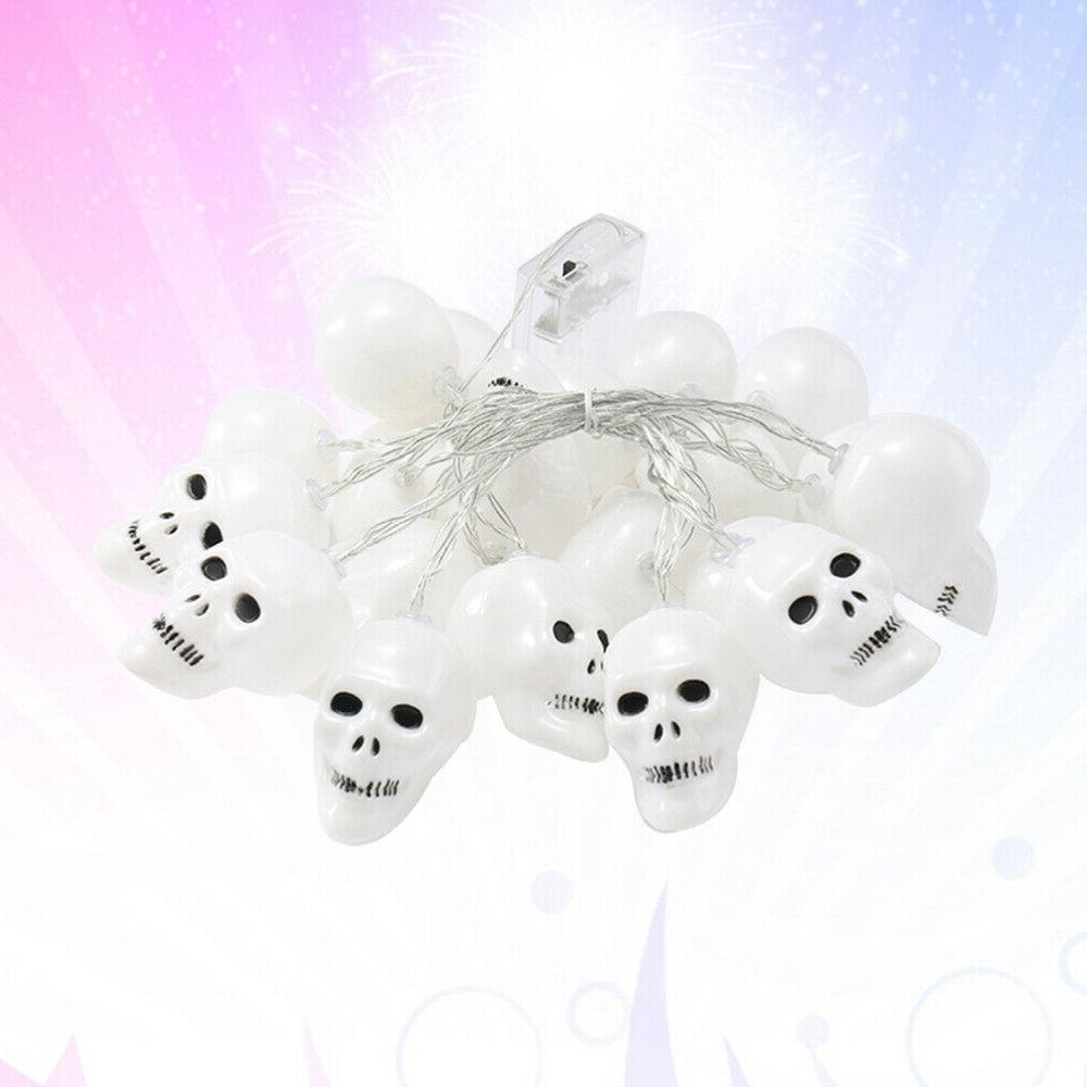 1PC String Light Heads Fairy Light String Halloween
