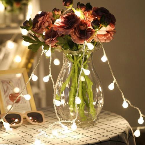 Globe String LED Decorative Light