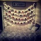 20 LED Photos Clips String Lights  AOSTAR Battery Operated F