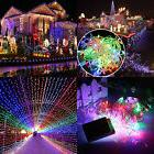 Multi-Color 20M 200 LED Christmas Xmas Fairy String Lights D