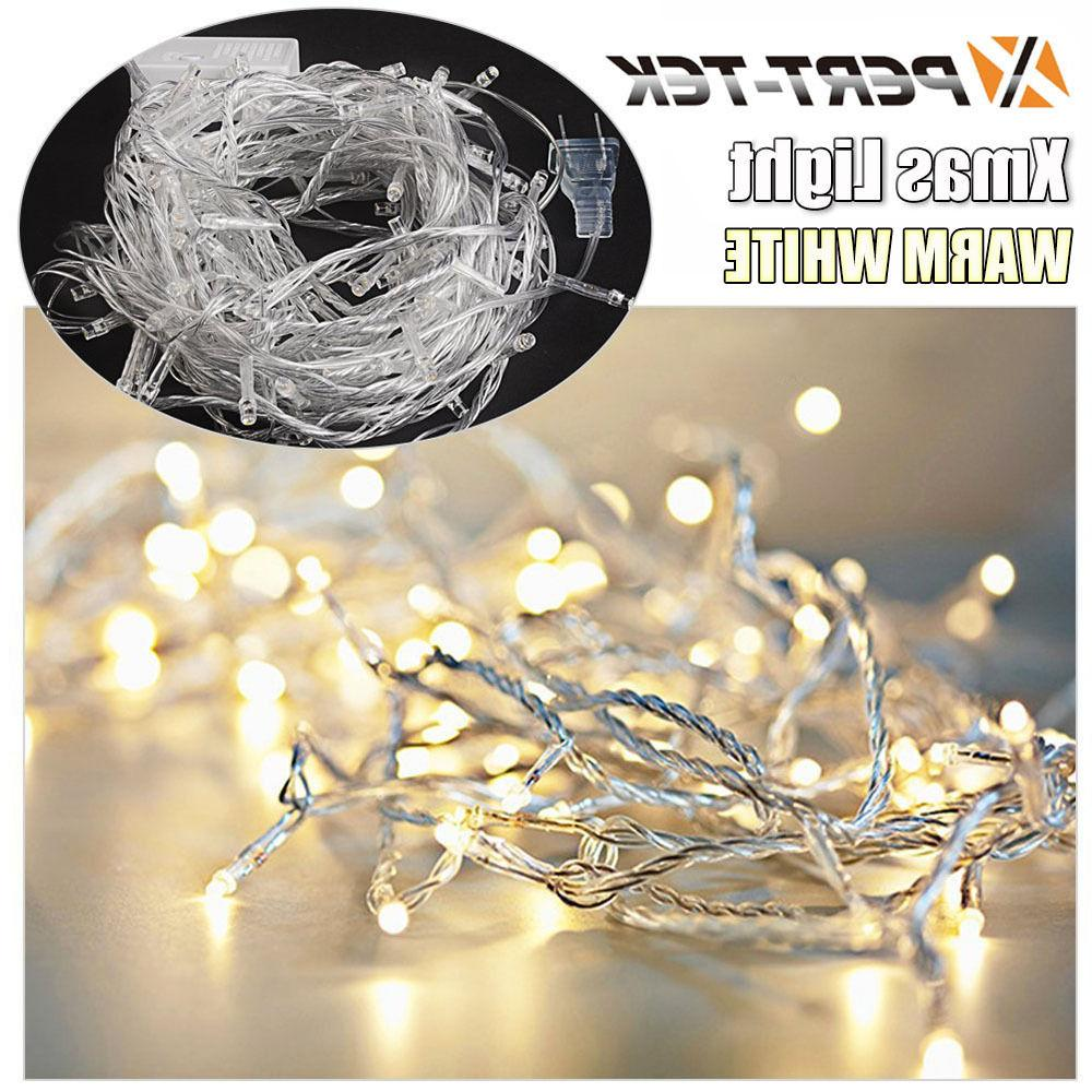 200led warm white string fairy