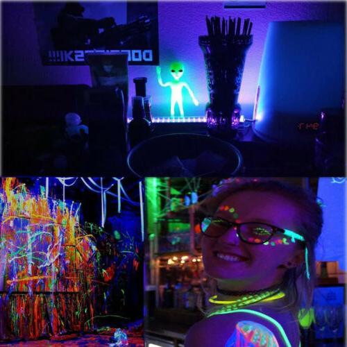 21 Black tube Fixtures Lights Bar LED Strip Club DJ Lamp