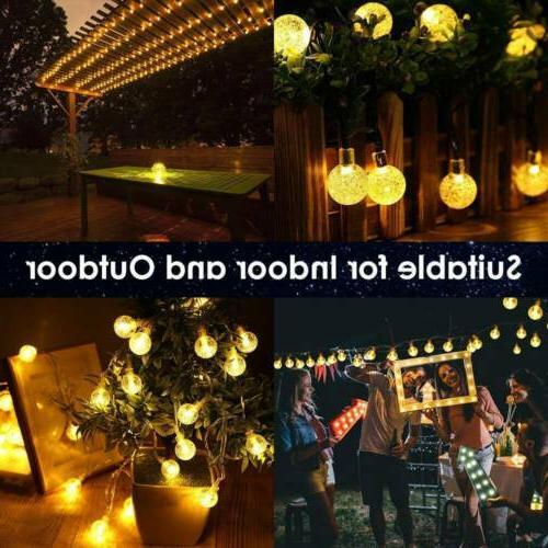 30 Lights Patio Garden Wedding
