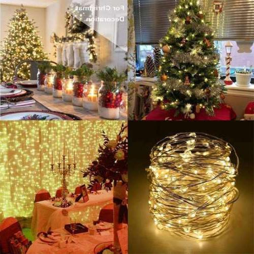 300 LED Fairy Lights Wall Lights Wedding 8Modes