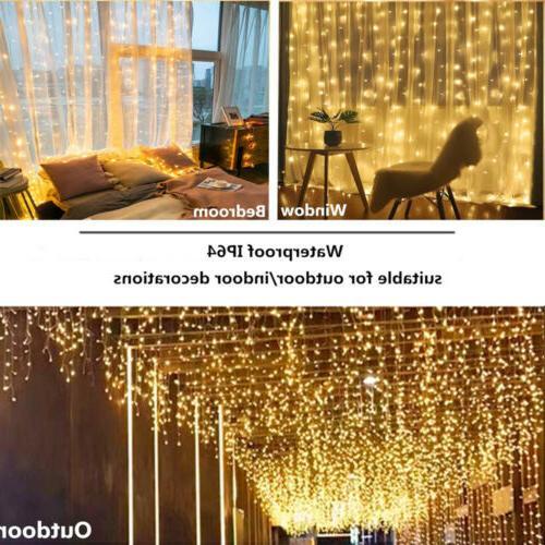300LED Fairy String LED Wedding 8 Modes