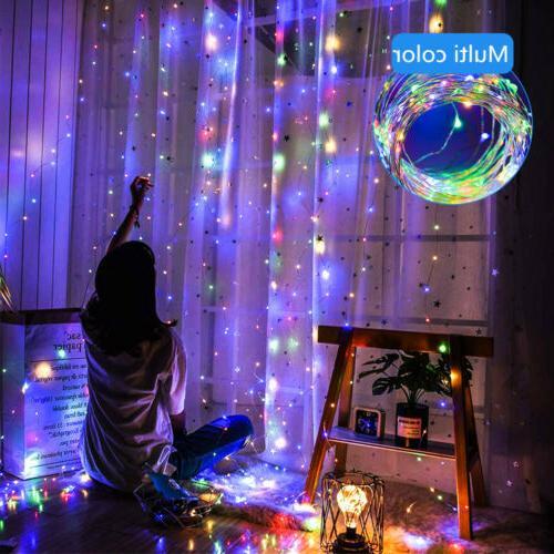 300LED / 10ft Fairy Hanging LED Home Wedding 8