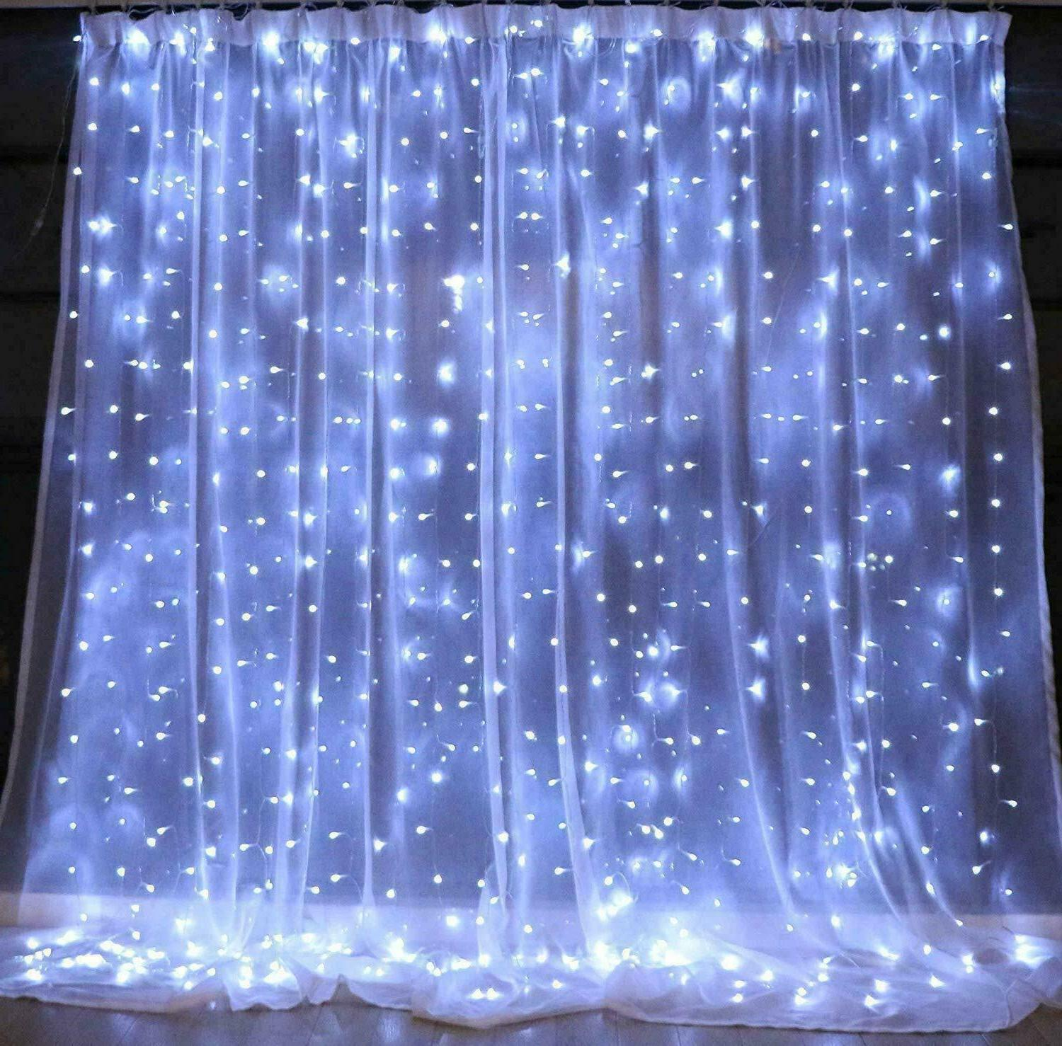 300LED Party Wedding Fairy String Light Home w/Remote