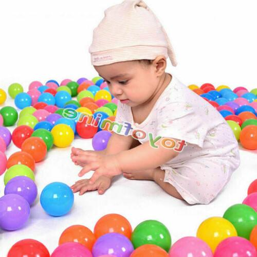 300pcs quality secure baby kid pit toy
